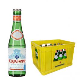 Acqua Panna 24x0,25l Kasten Glas
