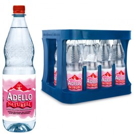 Adello Naturell 12x1,0l Kasten PET