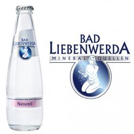 Bad Liebenwerda Naturell 24x0,25l Kasten Glas