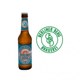 Berliner Berg - California Wheat Ale 20x0,33l Kasten Glas