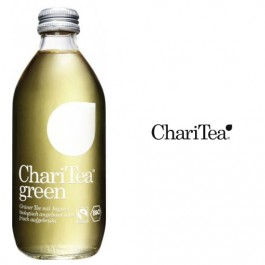 ChariTea Green 20x0,33l Kasten Glas
