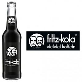 Fritz-Kola 24x0,33l Kasten Glas