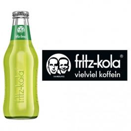 Fritz-Limo Melonenlimonade 24x0,2l Kasten Glas