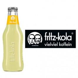 Fritz-Limo Zitronenlimonade 24x0,2l Kasten Glas
