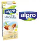 alpro Mandel mit feinem Vanillegeschmack 8x1,0l Karton