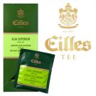 Eilles Tee Grüntee Asia Superior 25 Teebeutel Deluxe, einzeln verpackt