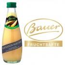 Bauer Bananennektar 24x0,2l Kasten Glas