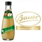 Bauer Bio Apfel trüb 24x0,2l Kasten Glas