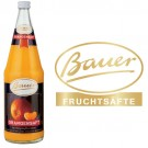 Bauer Orange 6x1,0l Kasten Glas