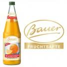 Bauer Orangensaft mild 6x1,0l Kasten Glas