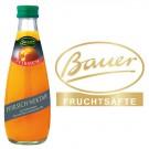Bauer Pfirsich-Nektar 24x0,2l Kasten Glas