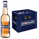 Bionade Ingwer/Orange 12x0,33l Kasten Glas