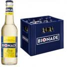 Bionade Zitrone-Bergamotte 12x0,33l Kasten Glas