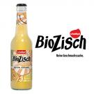 BioZisch Natur Orange 12x0,33l Kasten Glas