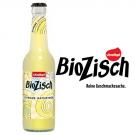 BioZisch Zitrone naturtrüb 12x0,33l Kasten Glas