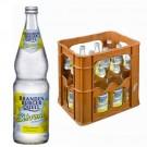 Brandenburger Quell Zitrone 12x0,7l Kasten Glas