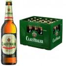 Clausthaler Extra Herb Alk.frei 20x0,5l Kasten Glas
