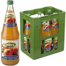 Dietz Apfelsaft trüb 6x1,0l Kasten Glas