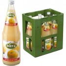 Dietz Grapefruitsaft 6x1,0l Kasten Glas