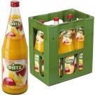 Dietz Mango Nektar 6x1,0l Kasten Glas
