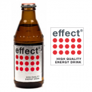 Effect Energy Drink 24x0,2l Kasten Glas