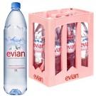 Evian 6x1,25l Kasten PET