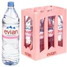 Evian 6x1,5l Kasten PET