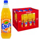 Fanta Orange 12x1,0l Kasten PET