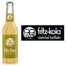 Fritz-Spritz Bio-Apfelsaftschorle 24x0,33l Kasten Glas