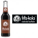Fritz-Kola Kola-Kaffee-Limonade 24x0,33l Kasten Glas