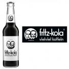 Fritz-Kola zuckerfrei 24x0,33l Kasten Glas