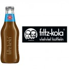 Fritz Mischmasch Kola-Orangen-Limonade 24x0,2l Kasten Glas