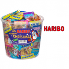 HARIBO Christmas Minibeutel Fruchtgummi