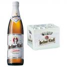 Berliner Kindl Jubiläums Pilsener 20x0,5l Kasten Glas