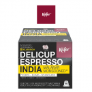 Käfer Kaffeekapseln 'Delicup Espresso India Monsoon'