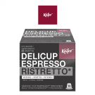 Käfer Kaffeekapseln 'Delicup Espresso Ristretto'