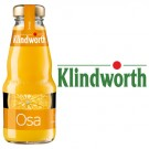 Klindworth Orangensaft 24x0,2l Kasten Glas