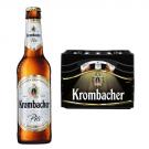 Krombacher Pilsener 20x0,5l Kasten Glas
