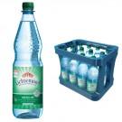 Lichtenauer Mineralwasser Medium 12x1,0l Kasten PET