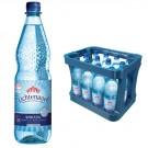 Lichtenauer Mineralwasser Spritzig 12x1,0l Kasten PET