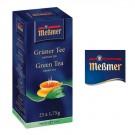 Meßmer Grüner Tee 1x25 Beutel, einzeln verpackt
