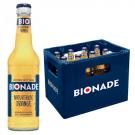 Bionade Naturtrübe Orange 12x0,33l Kasten Glas