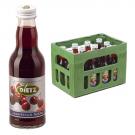 Dietz Sauerkirsch-Nektar 12x0,2l Kasten Glas
