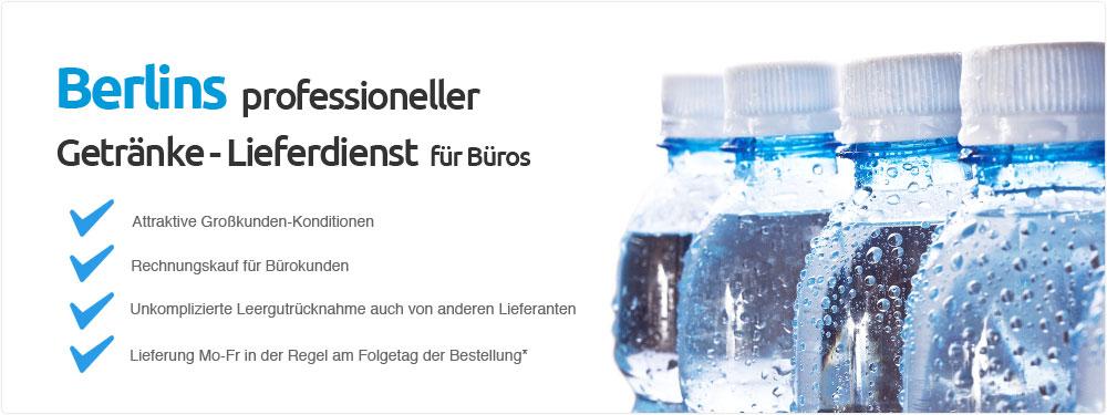 Getränkelieferservice Berlin Getränkeservice - OfficeDrink ...